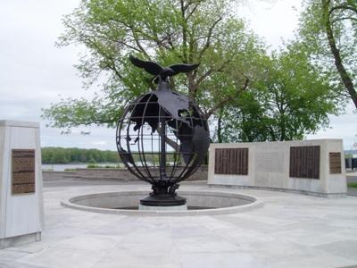Monument Vermisten van het Gemenebest Ottawa