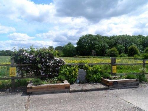 Memorial RAF Little Staughton