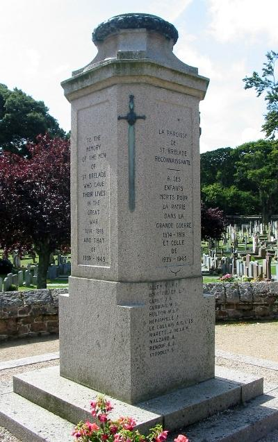 War Memorial Saint-Brélade
