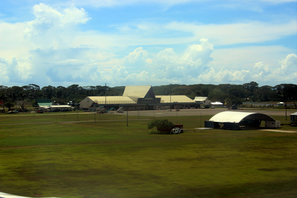 Honiara International Airport (Henderson Field)