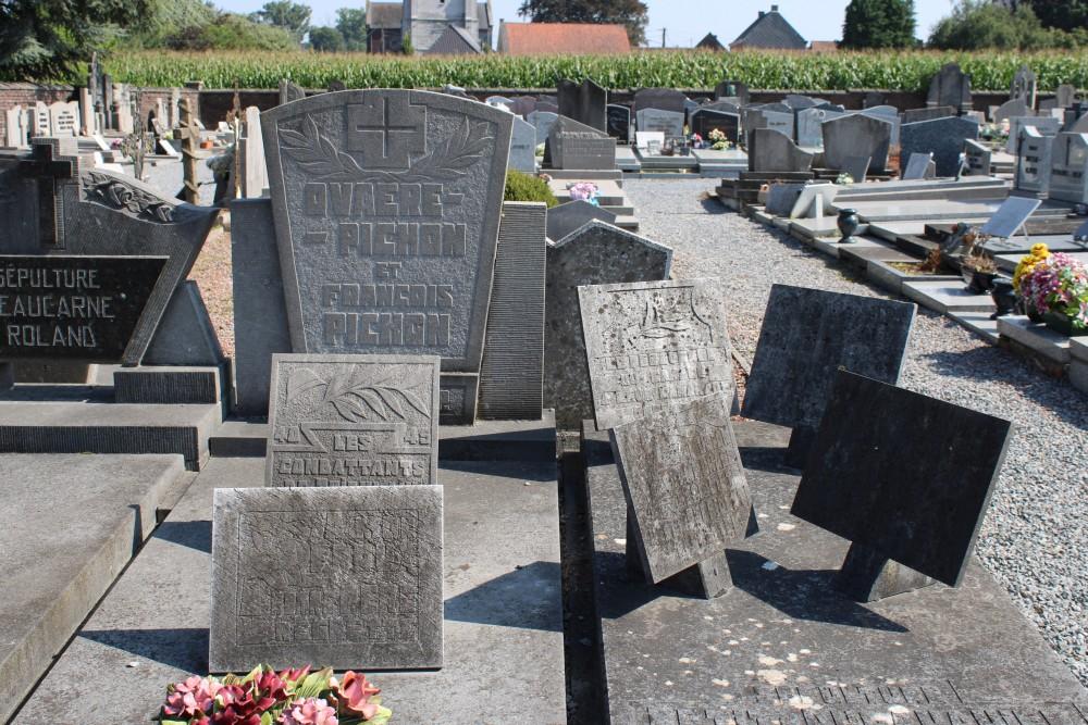 Graven Oudstrijders Béclers