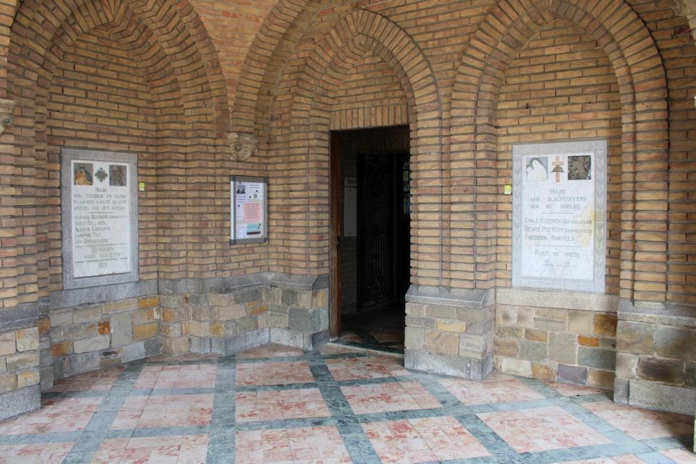 War Memorials Schulen