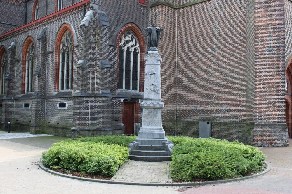 Monument Eerste Wereldoorlog Sint-Huibrechts-Lille