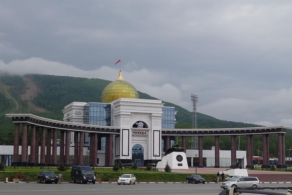 Militair Museum Yuzhno-Sakhalinsk