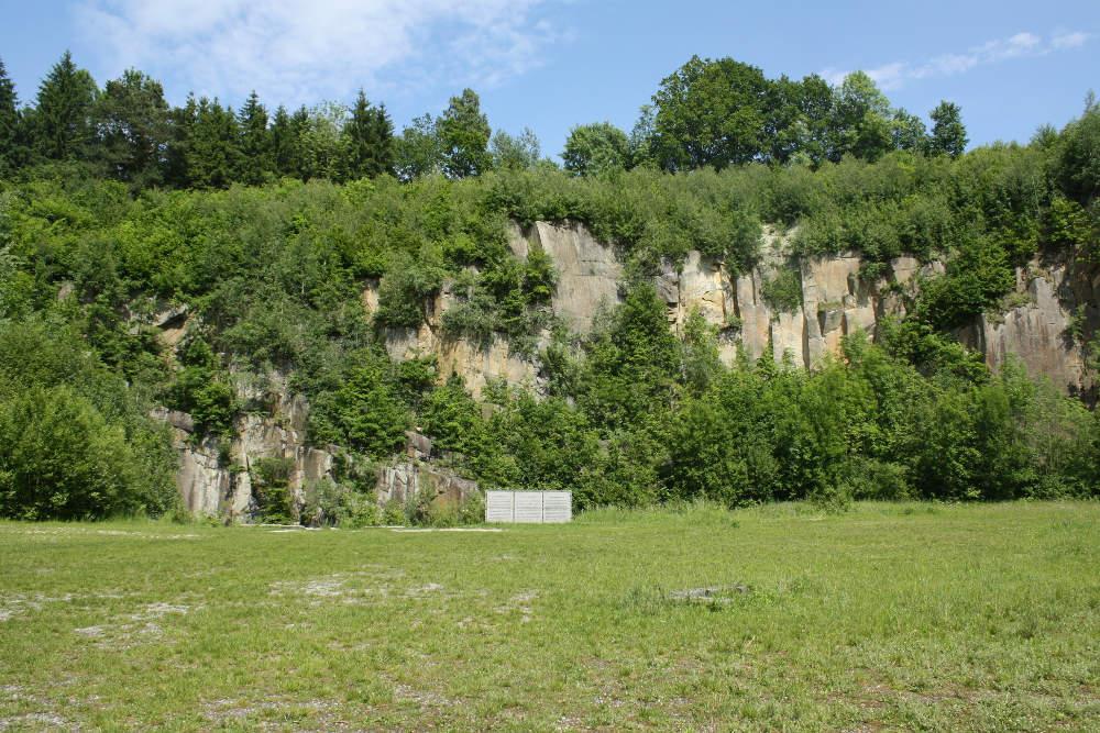 KZ Mauthausen - Steengroeve Mauthausen