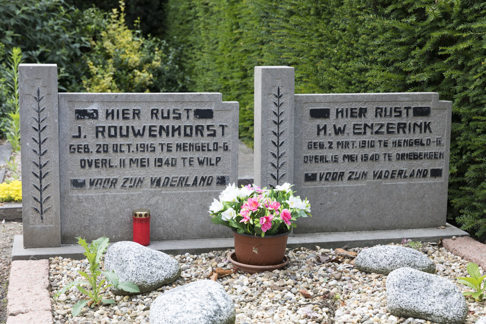 Nederlandse Oorlogsgraven Hengelo