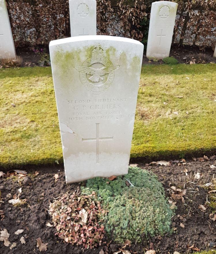 Commonwealth War Graves Christ Church Churchyard Extension