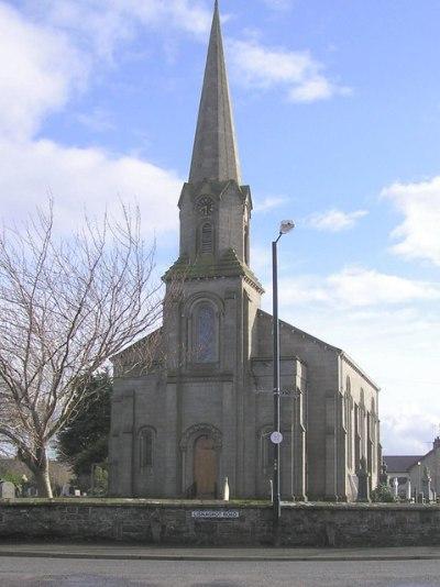 Oorlogsgraven van het Gemenebest St. Patrick Church of Ireland Churchyard