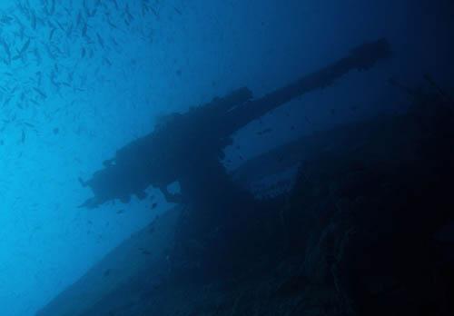Shipwreck 'SS Thistlegorm'