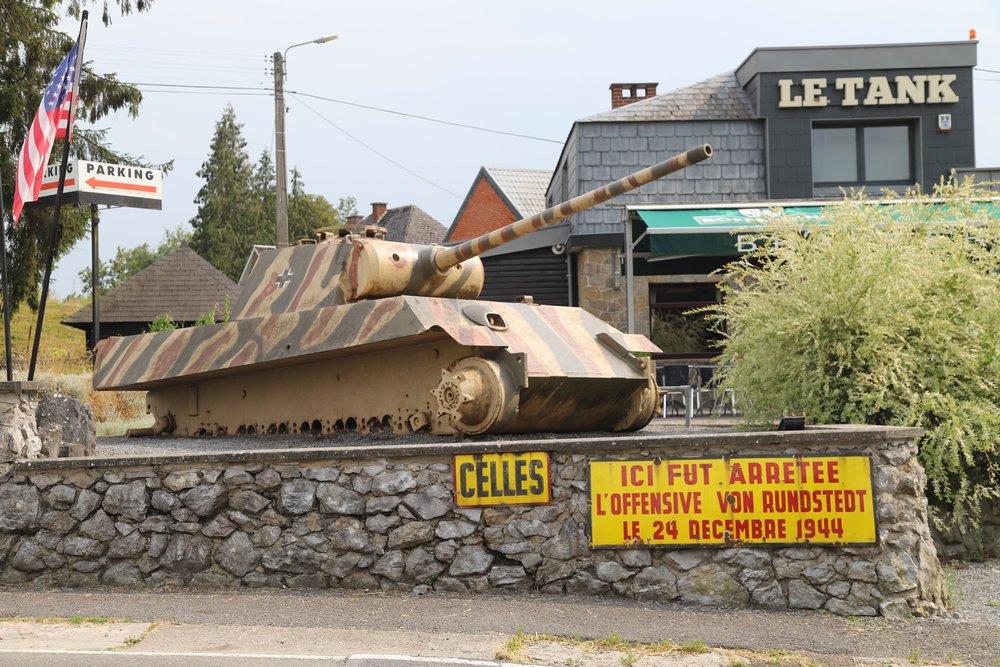 Panther Tank Ausf. G