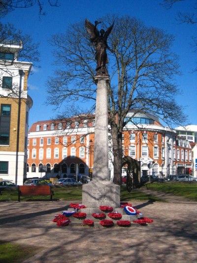 War Memorial Uxbridge