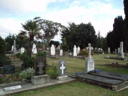 Oorlogsgraven van het Gemenebest Balcairn Cemetery