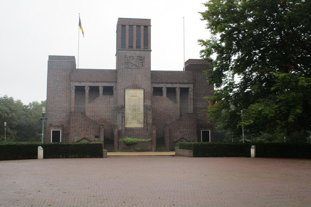 Belgians Memorial Amersfoort