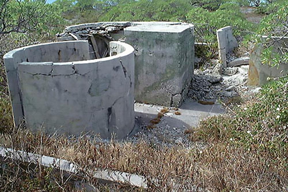 Bunker Heel Point