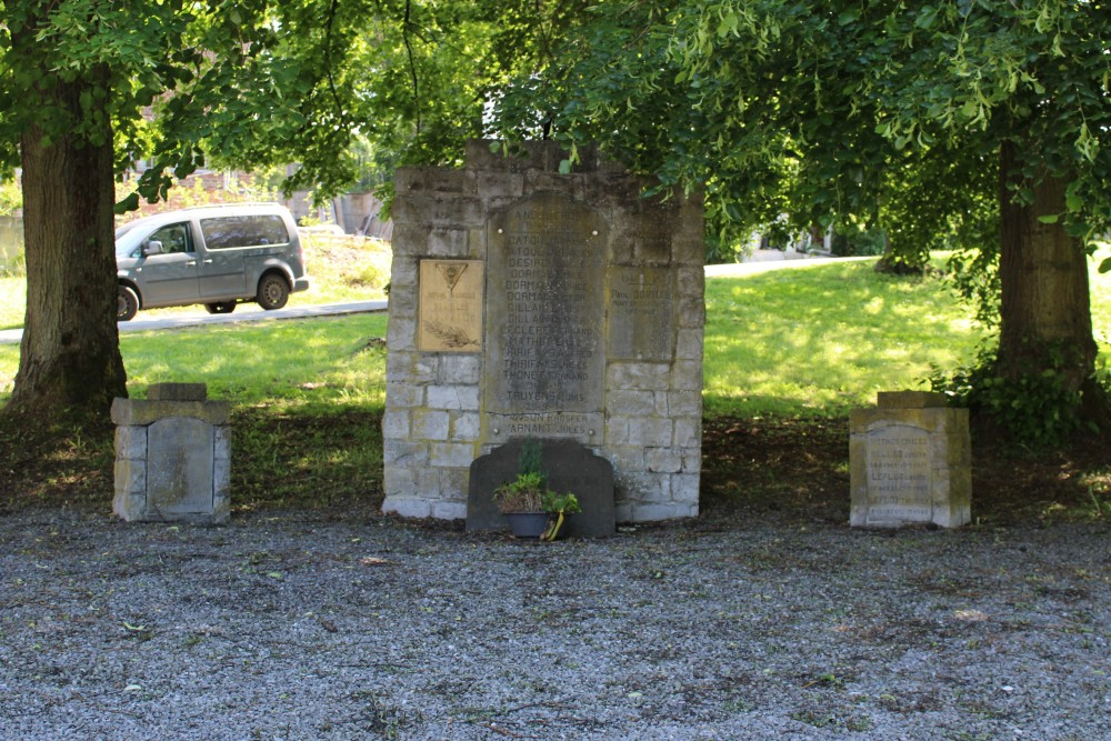 War Memorial Lavoir