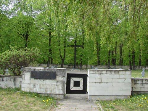 Duitse Oorlogsbegraafplaats Rīga