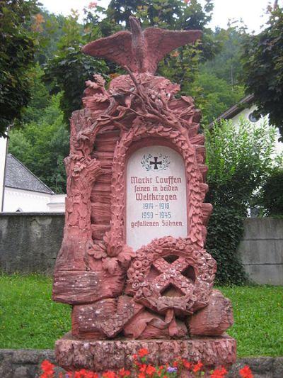 War Memorial Lauffen