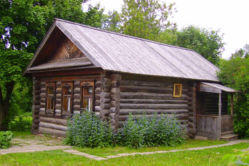 Birth House Vasily Chapayev