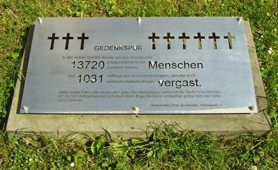 Memorial Path Pirna