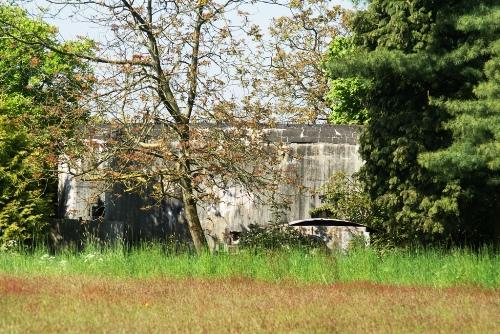 KW-Linie - Bunker P16