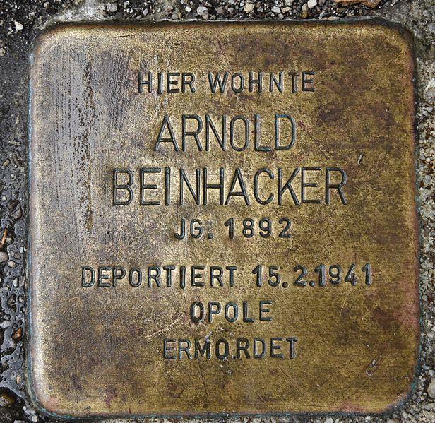 Stolpersteine Neunkirchner Straße 35