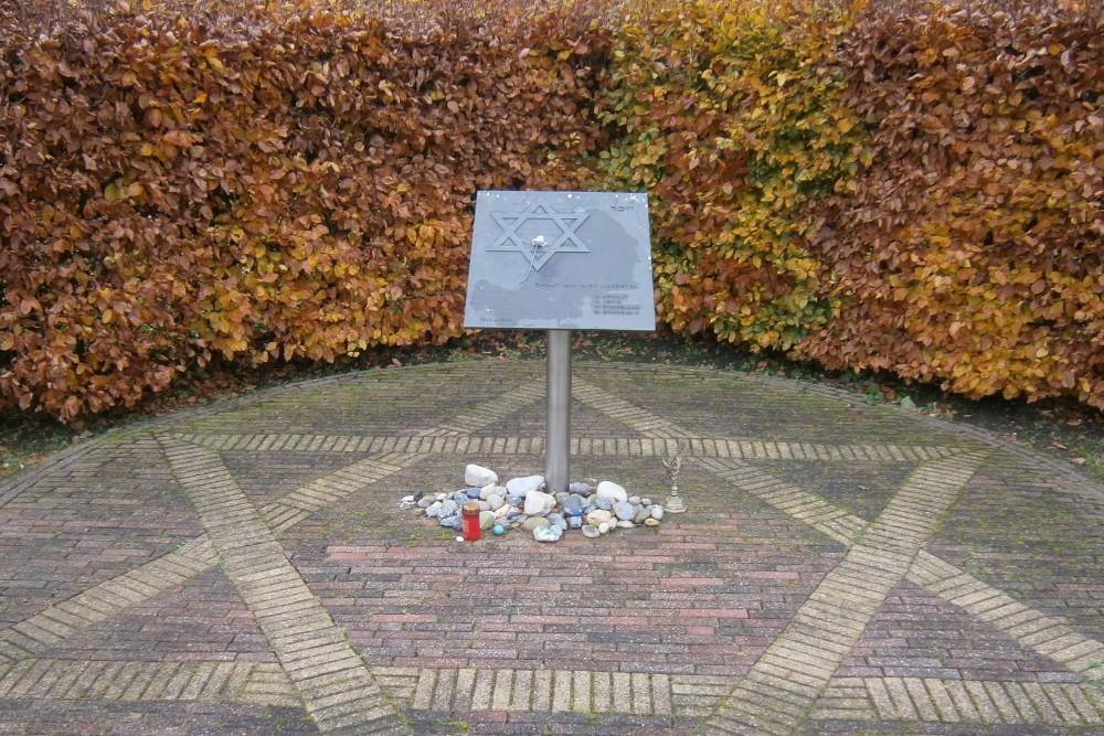 Joods Monument Wagenborgen