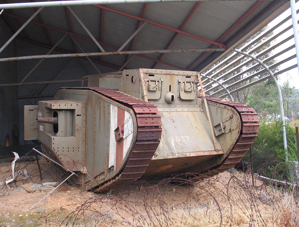 Royal Australian Armoured Corps Tank Museum
