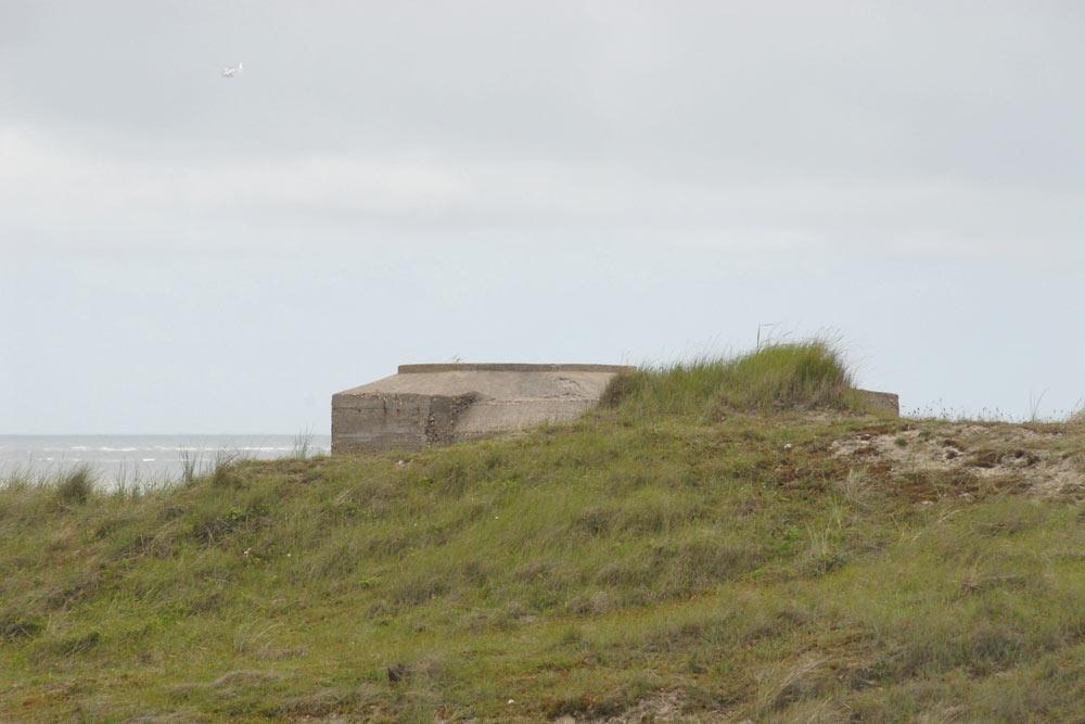 Küver 450a bunker Texel