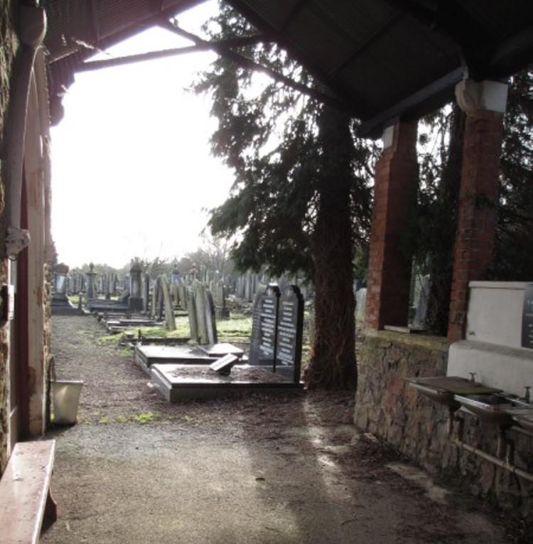 Oorlogsgraven van het Gemenebest Cardiff Jewish Cemetery