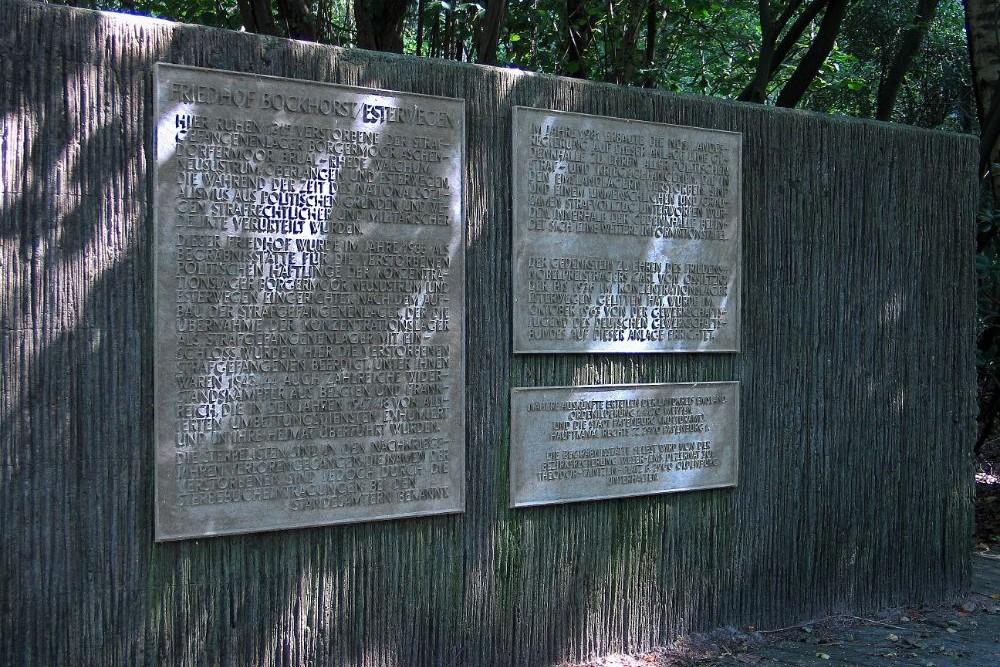 Camp Cemetery Esterwegen