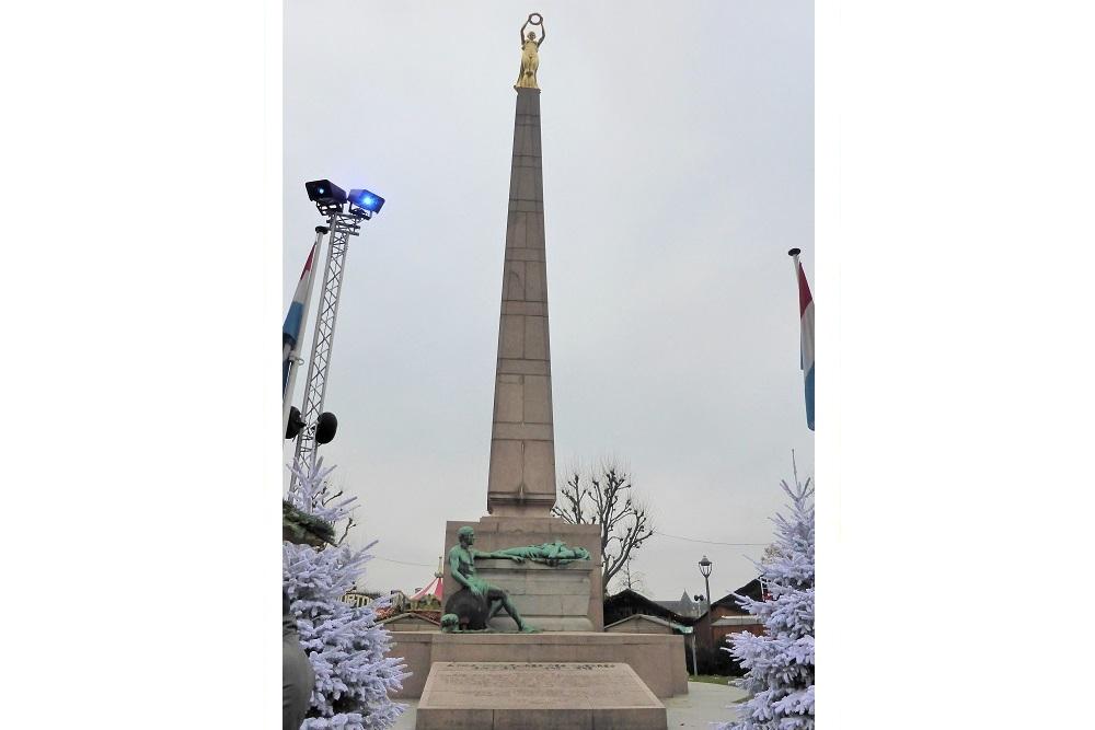 War Memorial Luxembourg