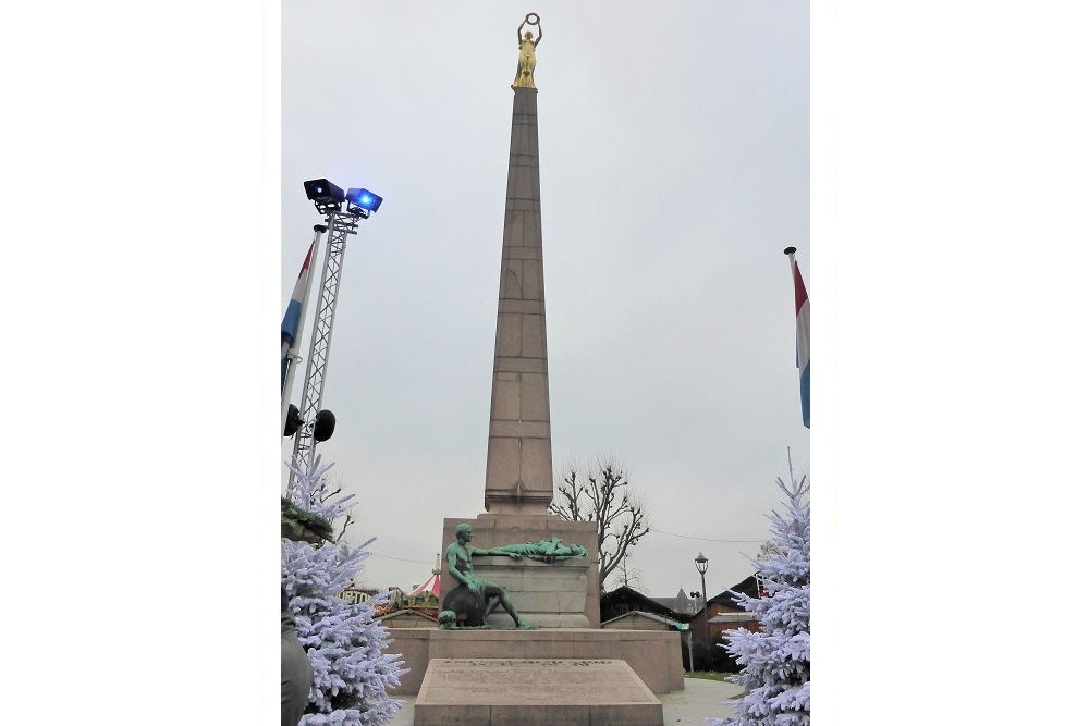 Oorlogsmonument Luxemburg