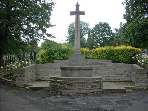 Oorlogsgraven van het Gemenebest Edgerton Cemetery