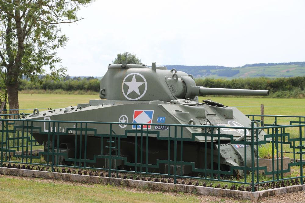 M4A4 Sherman Tank