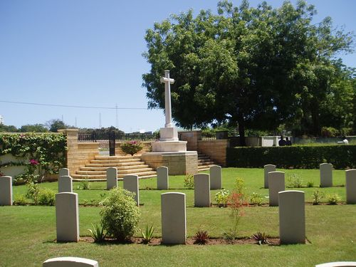 Commonwealth War Graves and Memorial Mombasa (Mbaraki)