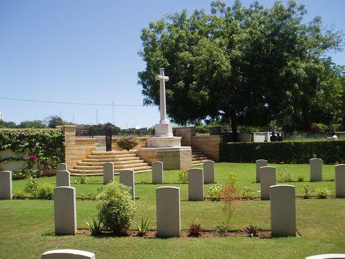 Oorlogsgraven van het Gemenebest en Monument Mombasa (Mbaraki)