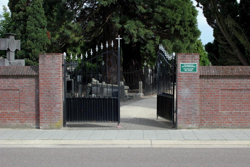 Commonwealth War Graves Neerpelt