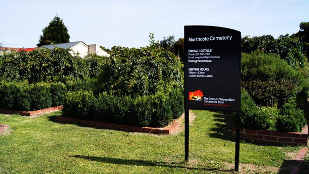 Commonwealth War Graves Northcote Civil Cemetery