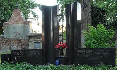 Grave Konrad Wünsche