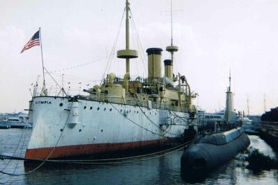 Museumschip USS Becuna (SS-319)