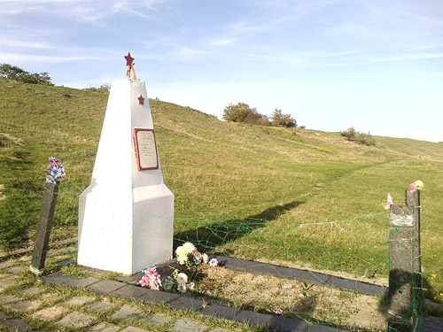 Mass Grave Soviet Marines Kerch