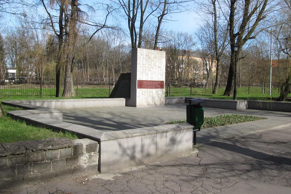 Monument 11e Garde Jagersdivisie