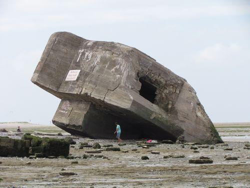 German Bunker Le Hourdel