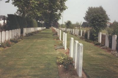 Oorlogsgraven van het Gemenebest St. Venant