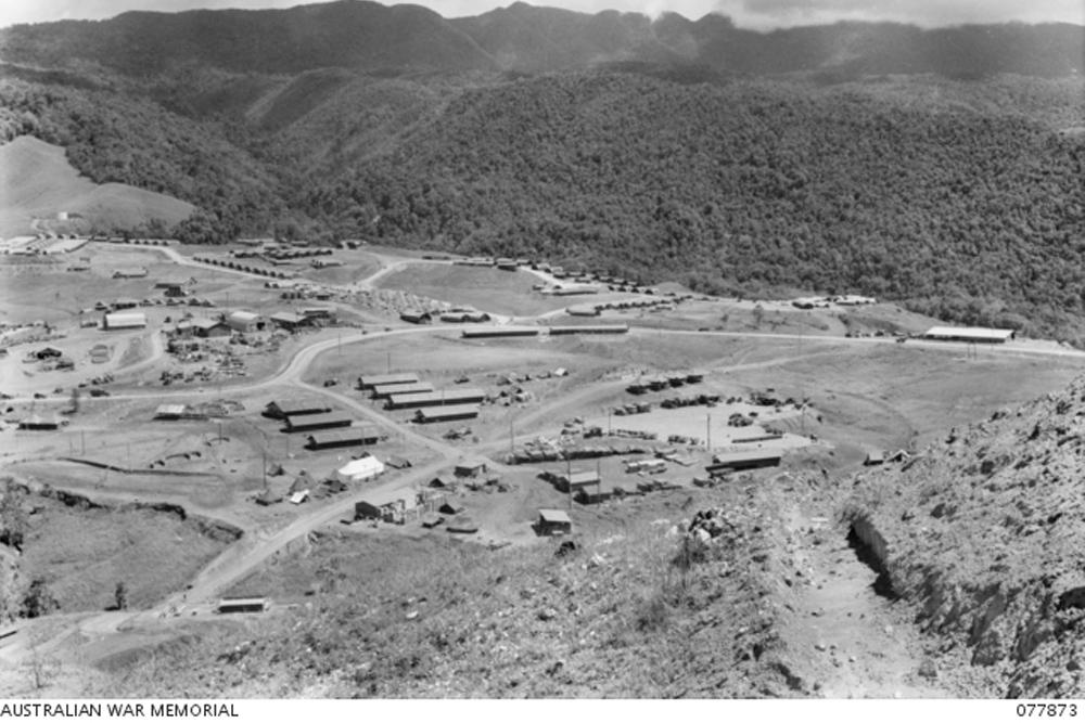 Locatie General MacArthur's HQ