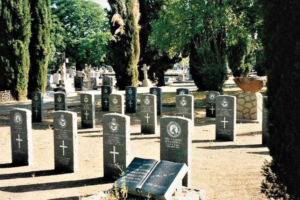 Commonwealth War Graves Queenstown Cemetery