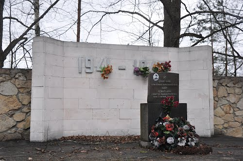 Monument Majoor G. Levitski
