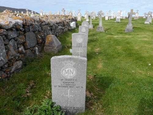 Commonwealth War Graves St. Brendan Roman Catholic Burial Ground