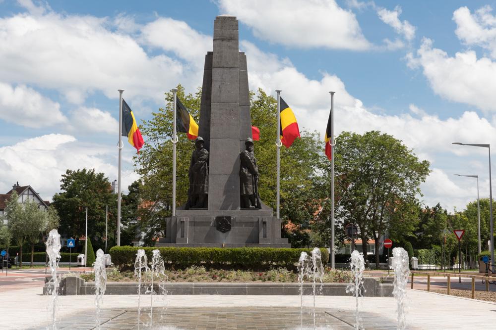 War Memorial Knokke