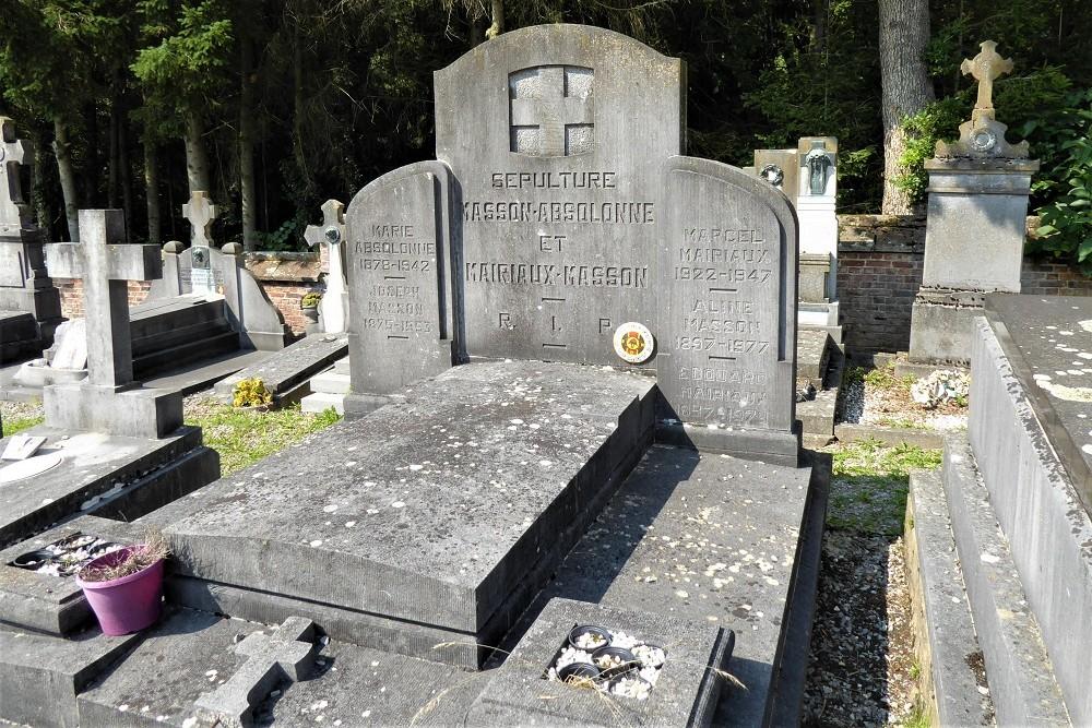 Graves Veterans Feschaux
